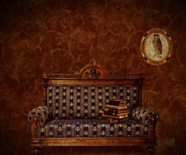historický gauč