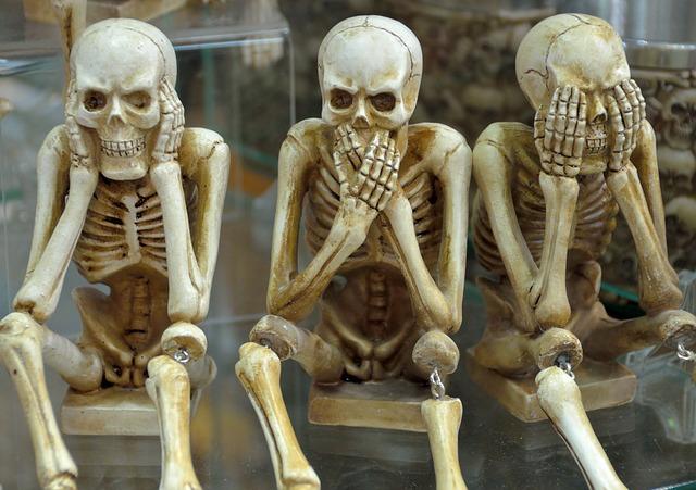 tři kostry