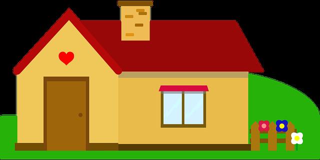 venkovský domek