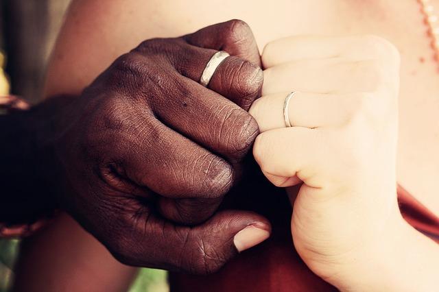 smíšené manželství